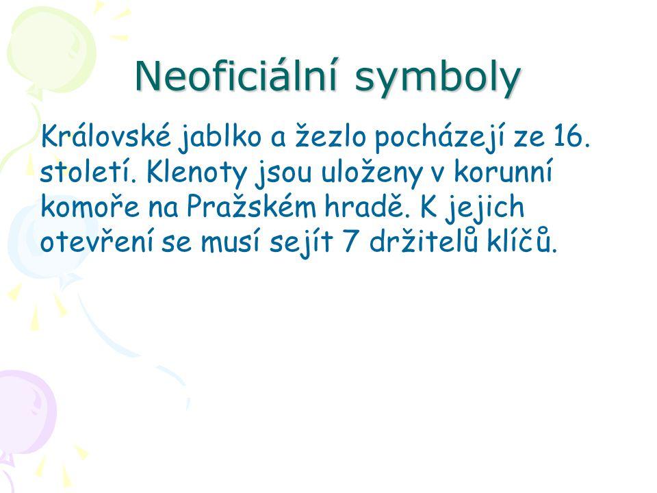 Neoficiální symboly