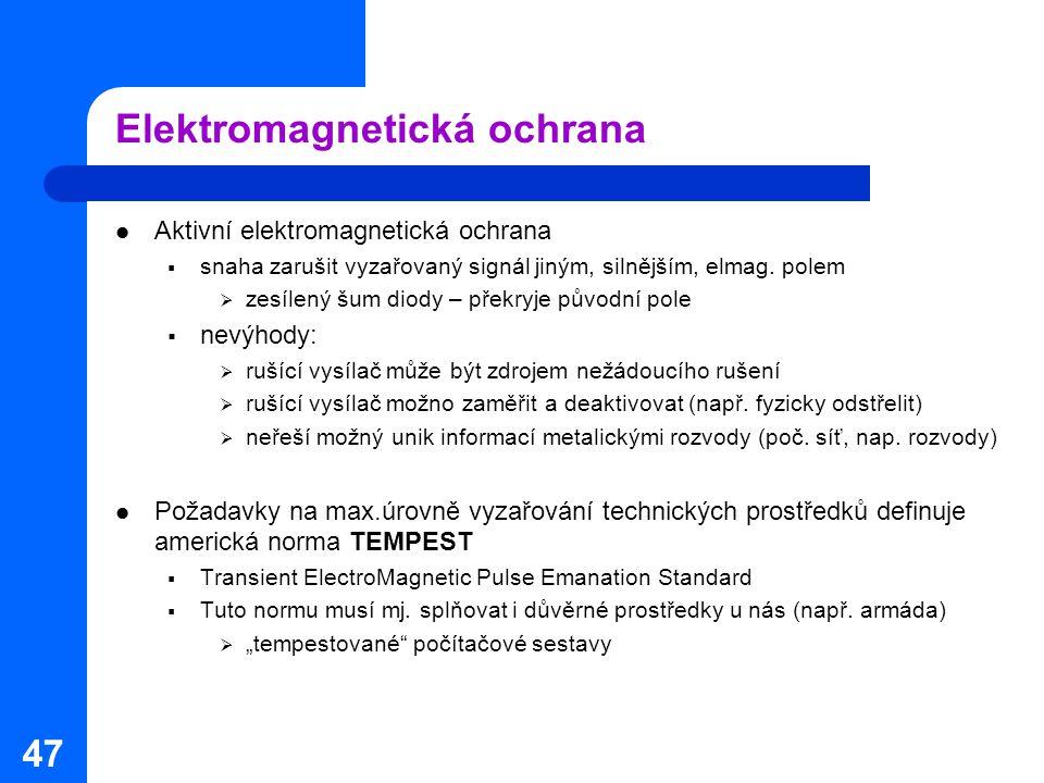 Elektromagnetická ochrana