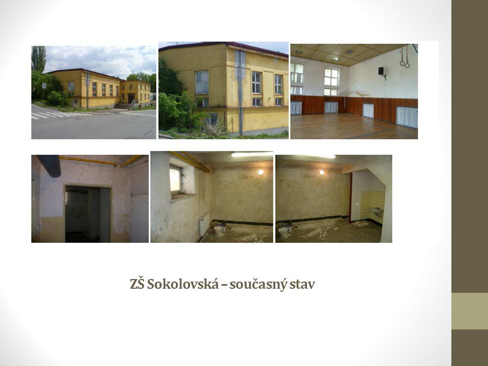 ZŠ Sokolovská – současný stav