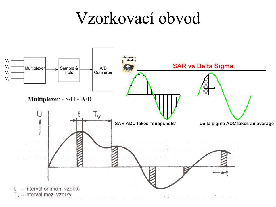 Vzorkovací obvod