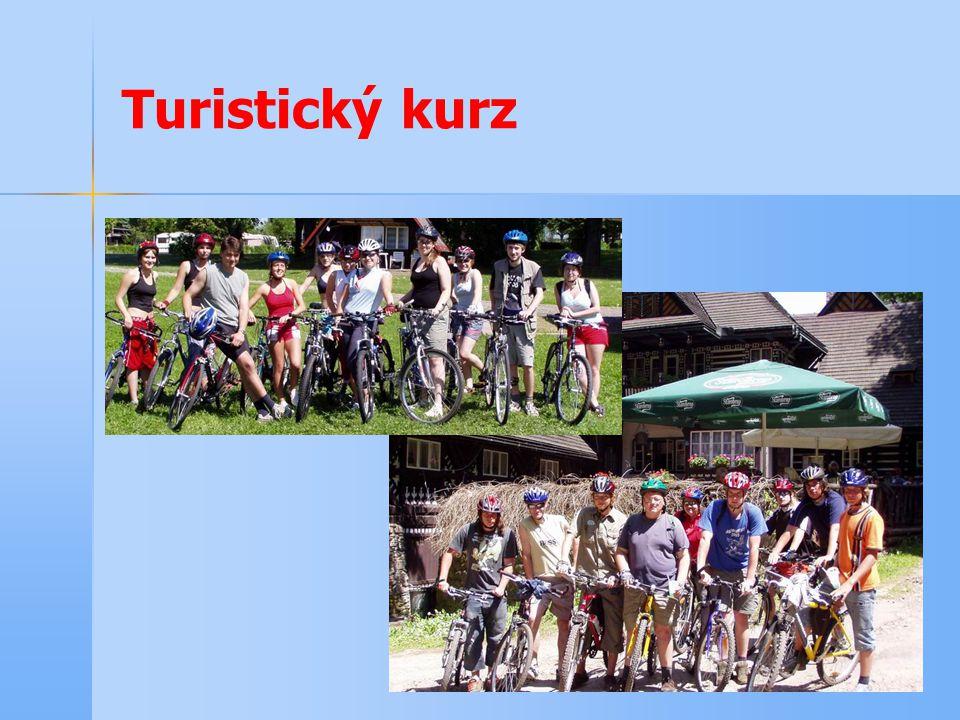 Turistický kurz