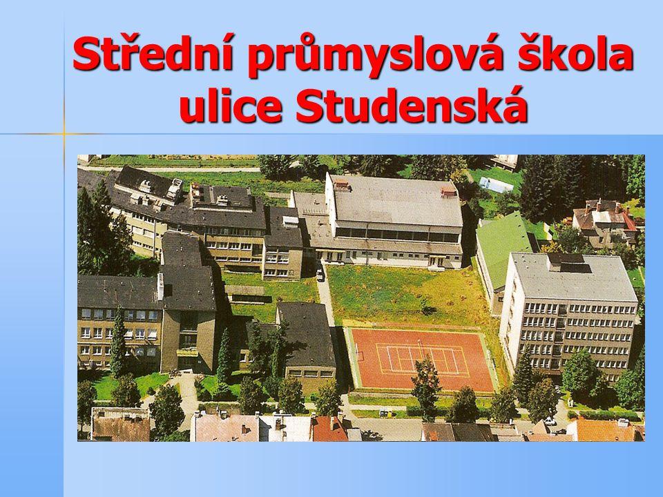 Střední průmyslová škola ulice Studenská