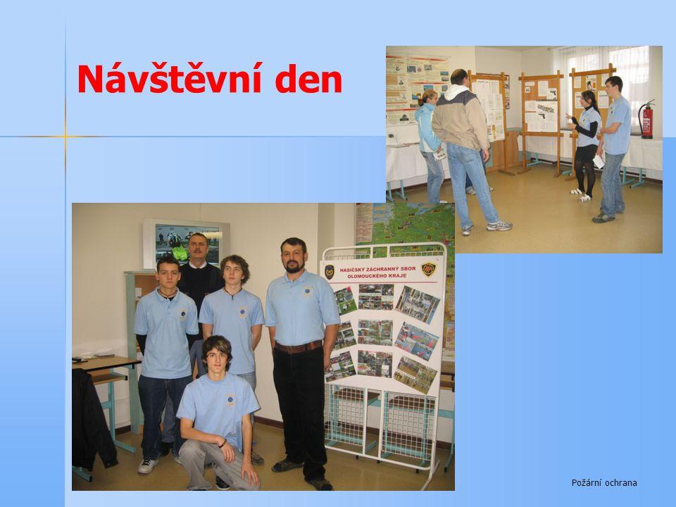 Návštěvní den Požární ochrana