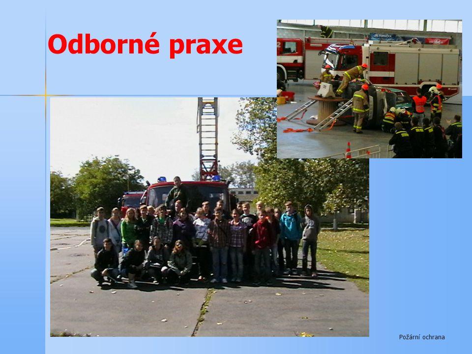 Odborné praxe Požární ochrana