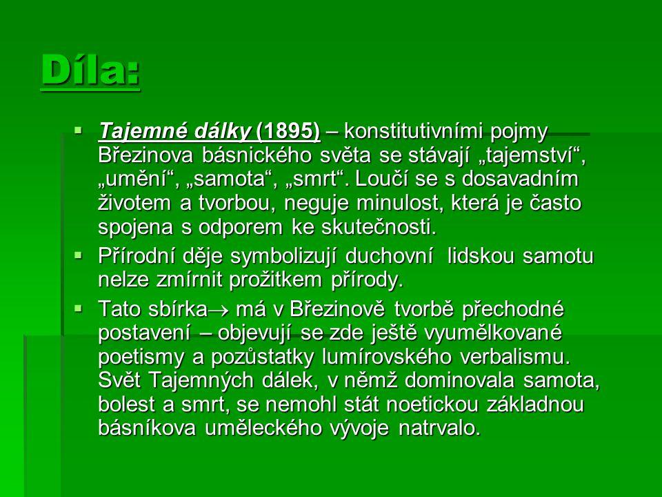 Díla: