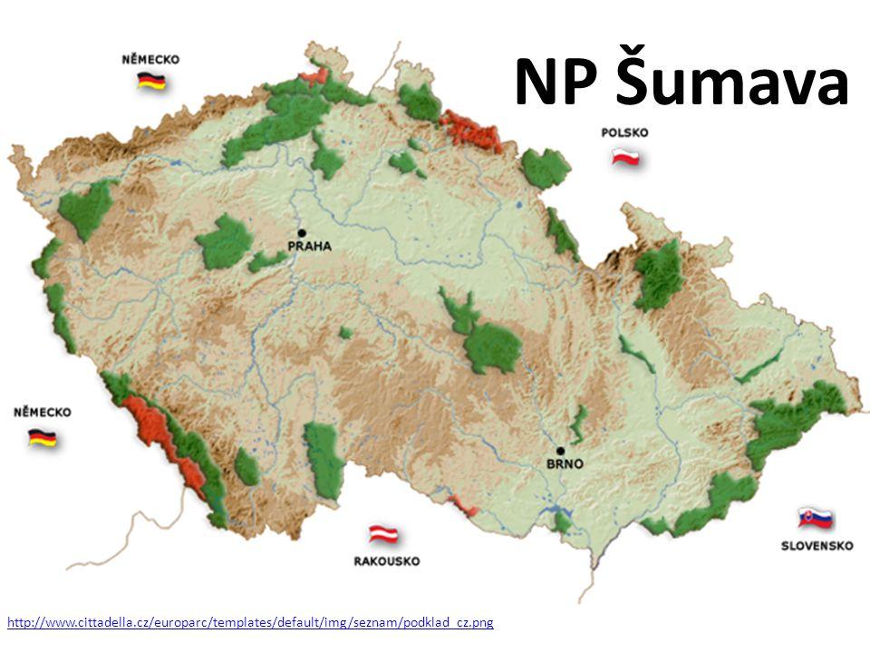 NP Šumava http://www.cittadella.cz/europarc/templates/default/img/seznam/podklad_cz.png
