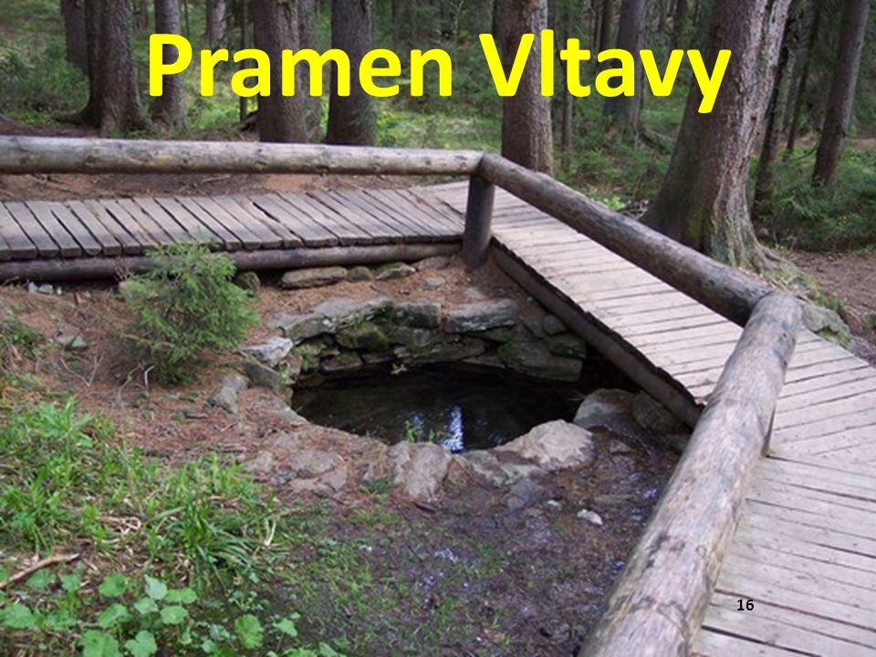 Pramen Vltavy 16
