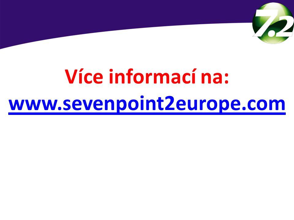 Více informací na: www.sevenpoint2europe.com