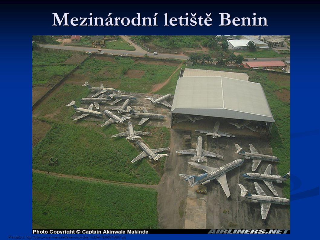Mezinárodní letiště Benin