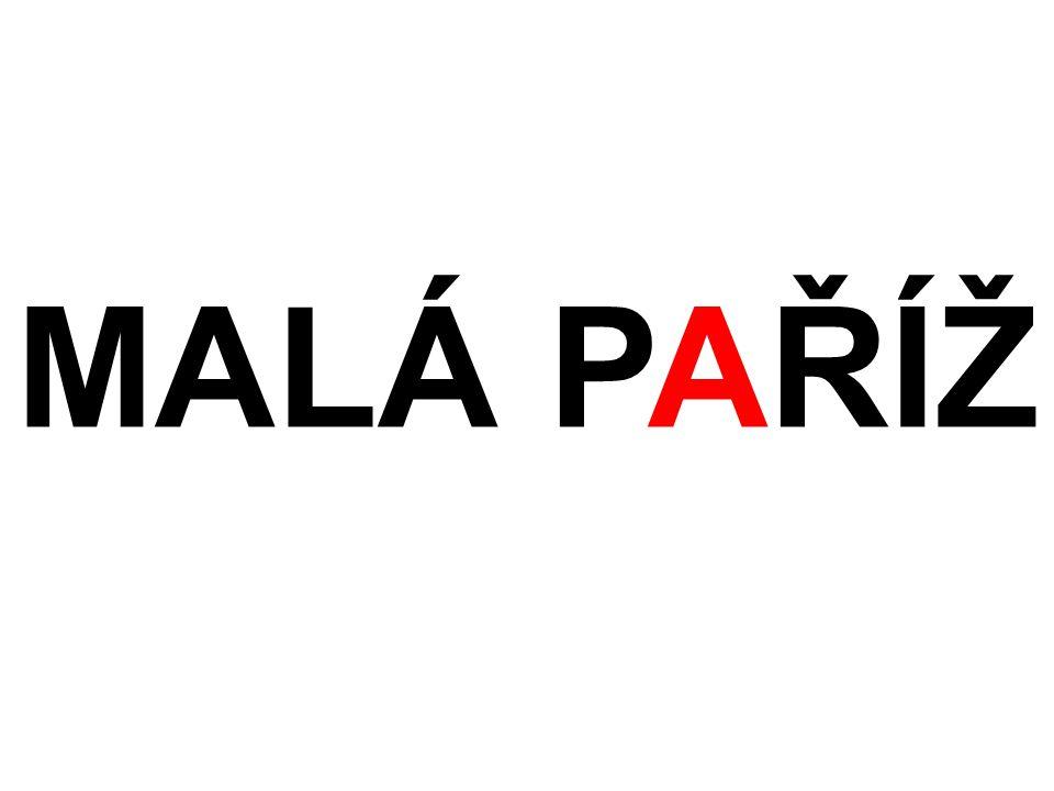 MALÁ PAŘÍŽ