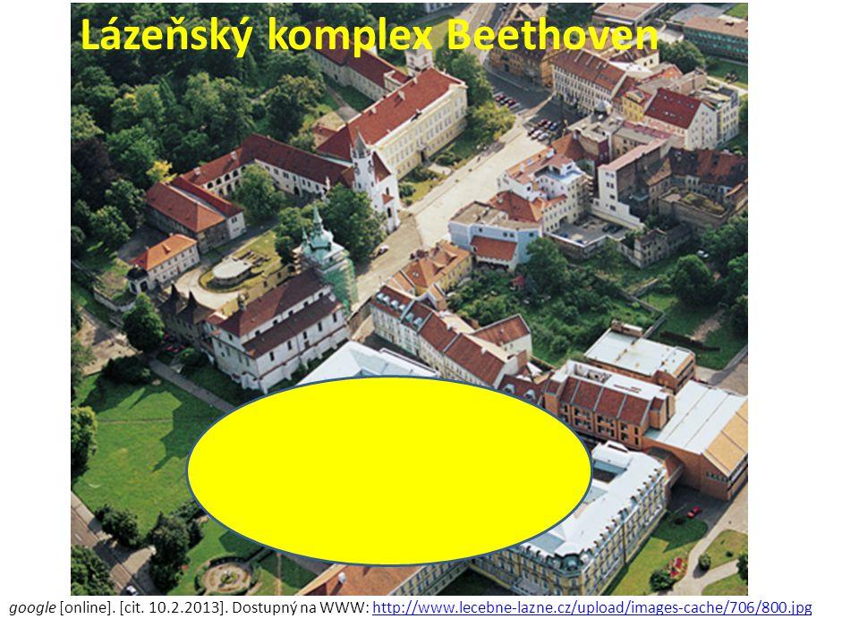 Lázeňský komplex Beethoven