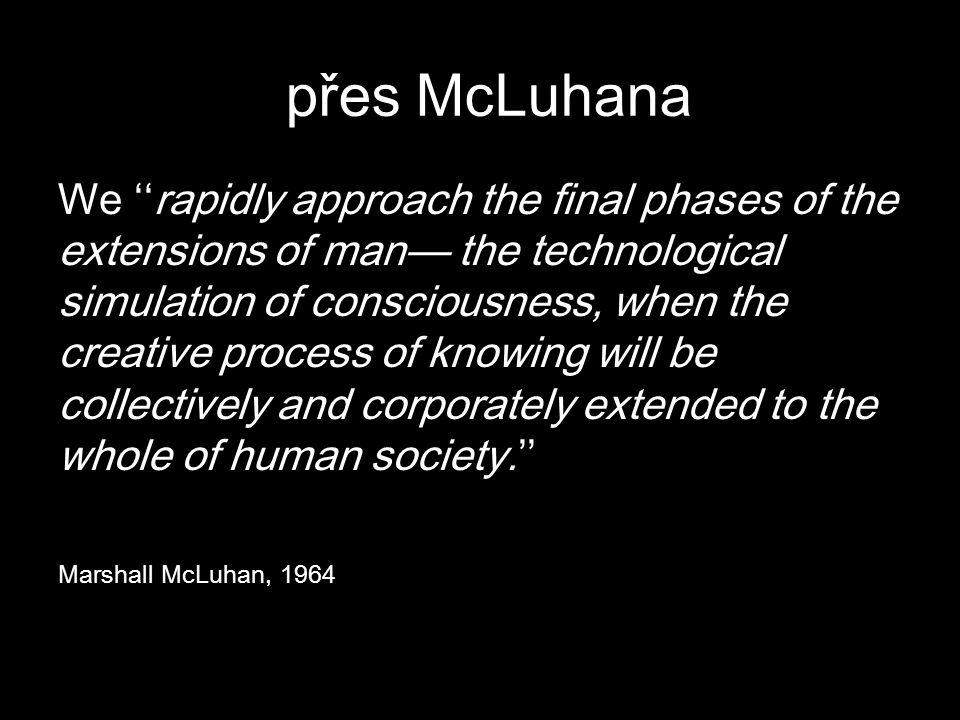 přes McLuhana