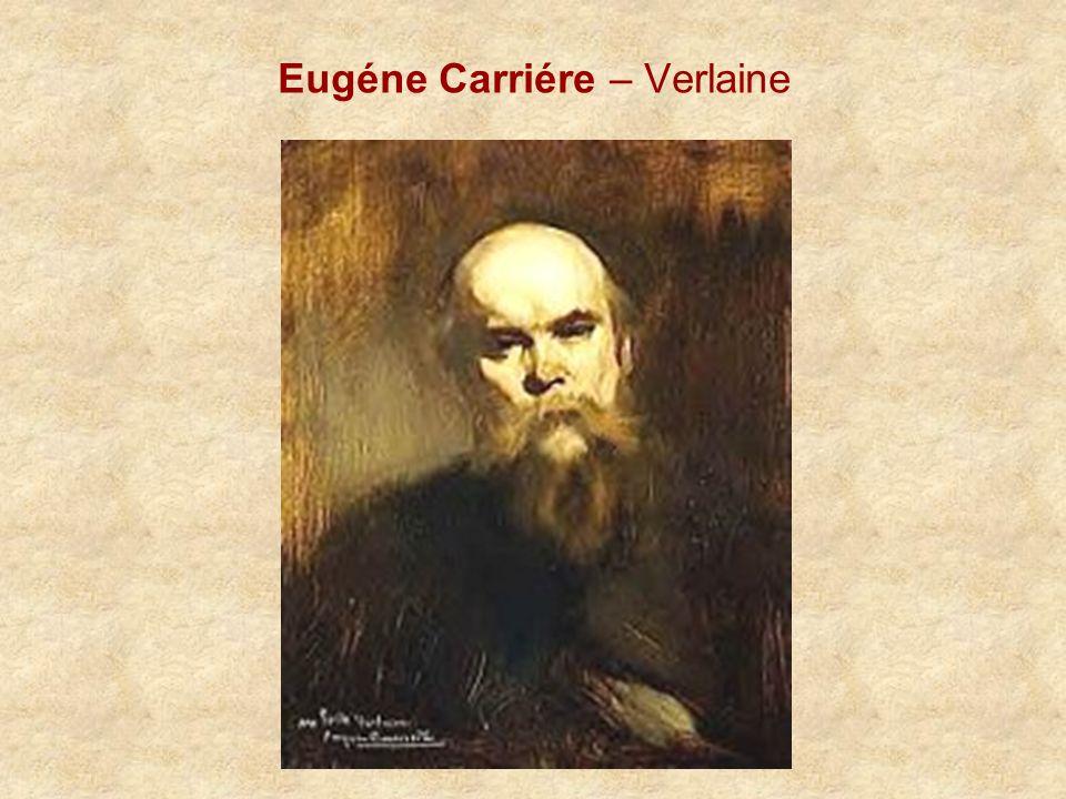 Eugéne Carriére – Verlaine