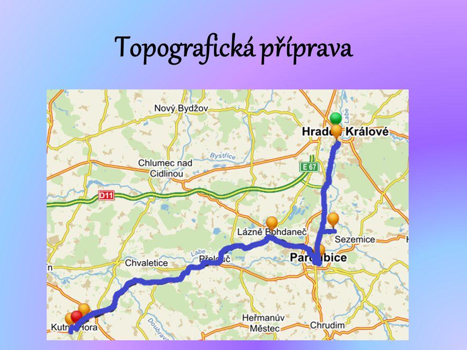 Topografická příprava