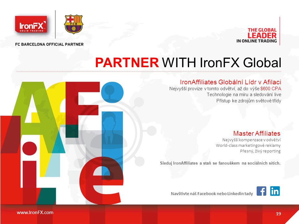 PARTNER WITH IronFX Global