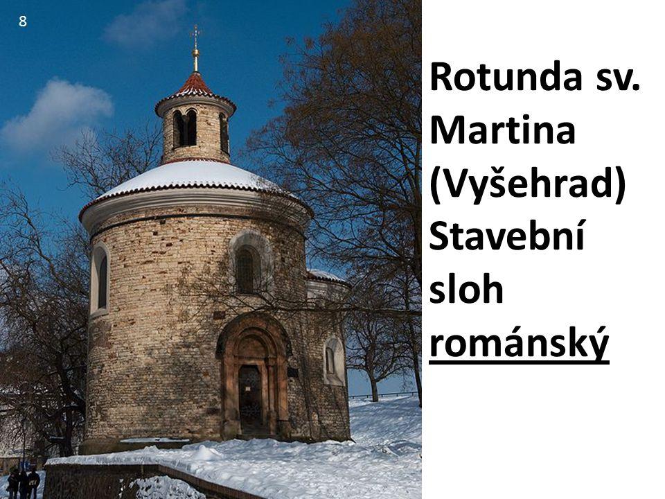 Rotunda sv. Martina (Vyšehrad)