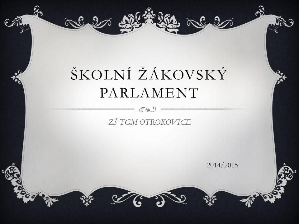 Školní žákovský parlament