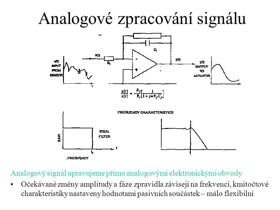Analogové zpracování signálu