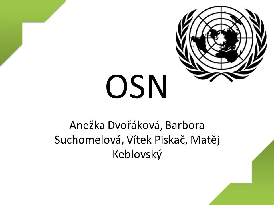 Anežka Dvořáková, Barbora Suchomelová, Vítek Piskač, Matěj Keblovský