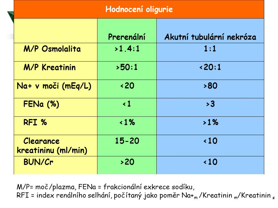 Akutní tubulární nekróza