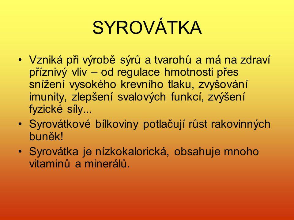 SYROVÁTKA
