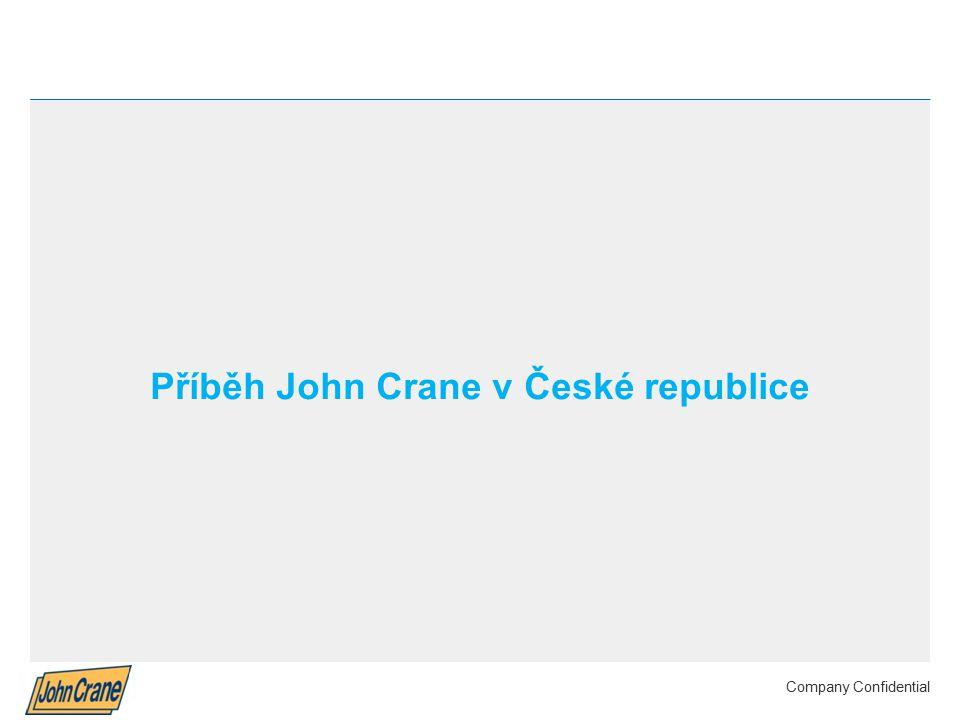 Příběh John Crane v České republice