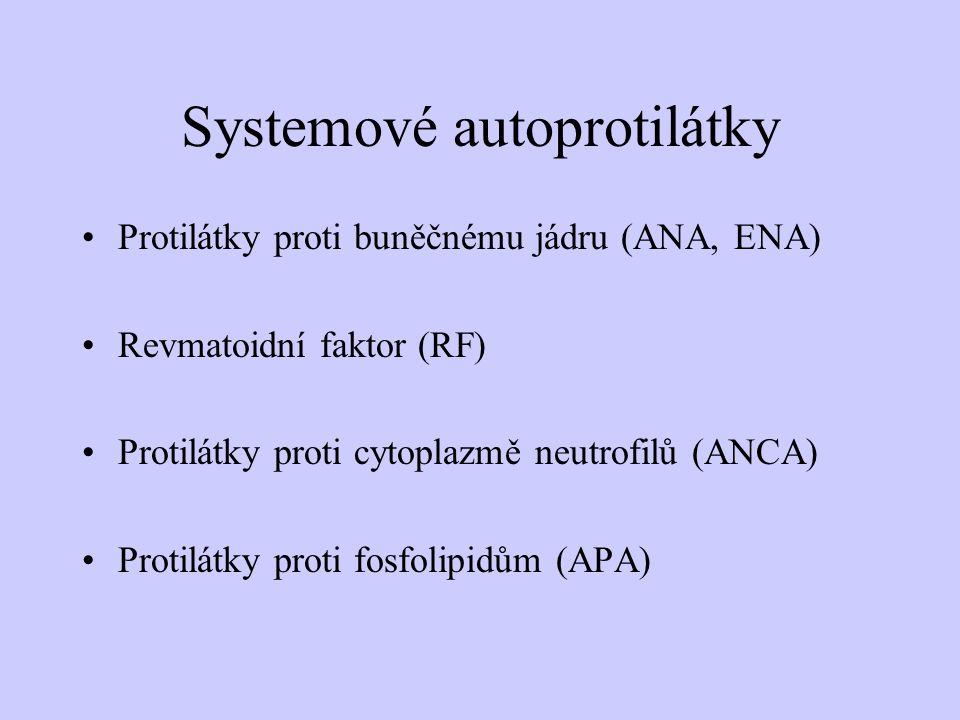 Systemové autoprotilátky