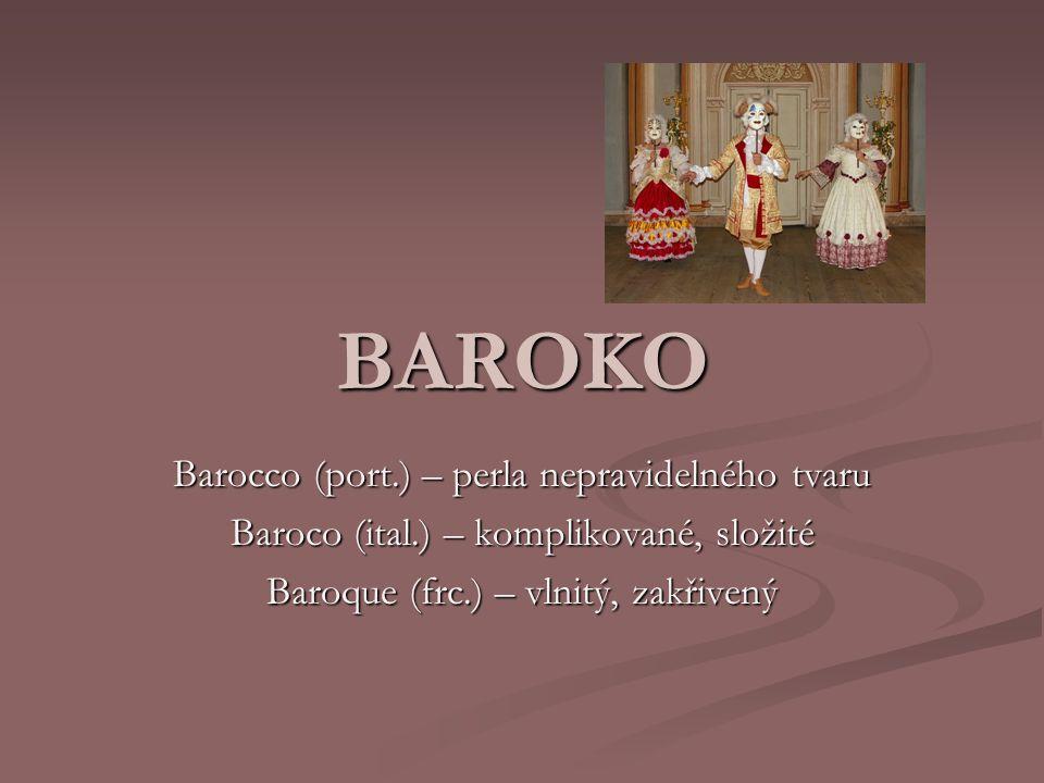 BAROKO Barocco (port.) – perla nepravidelného tvaru