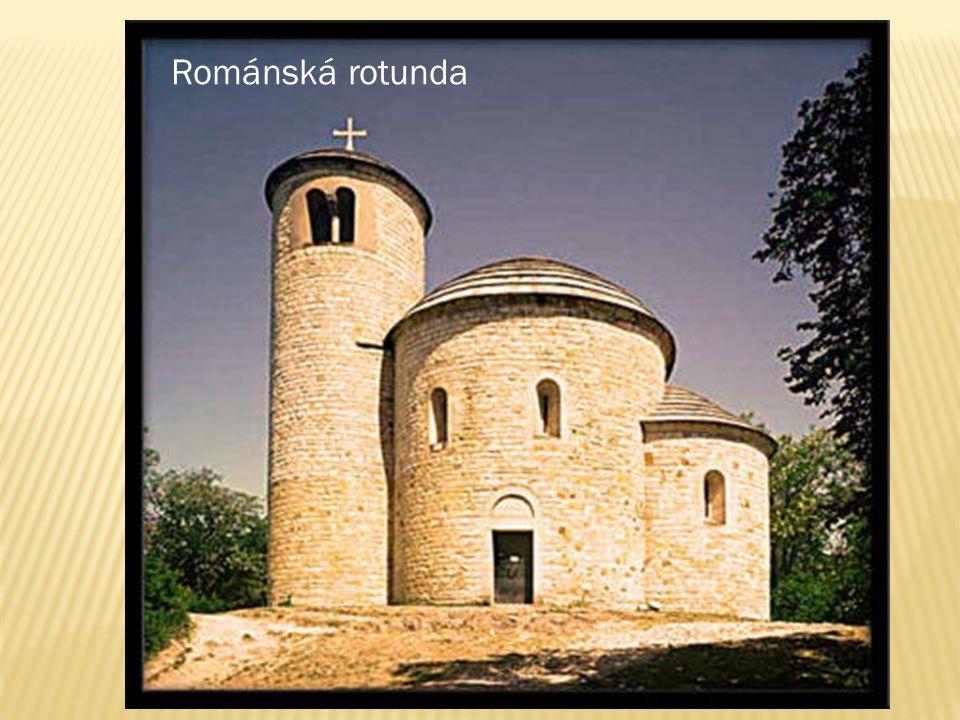 Románská rotunda