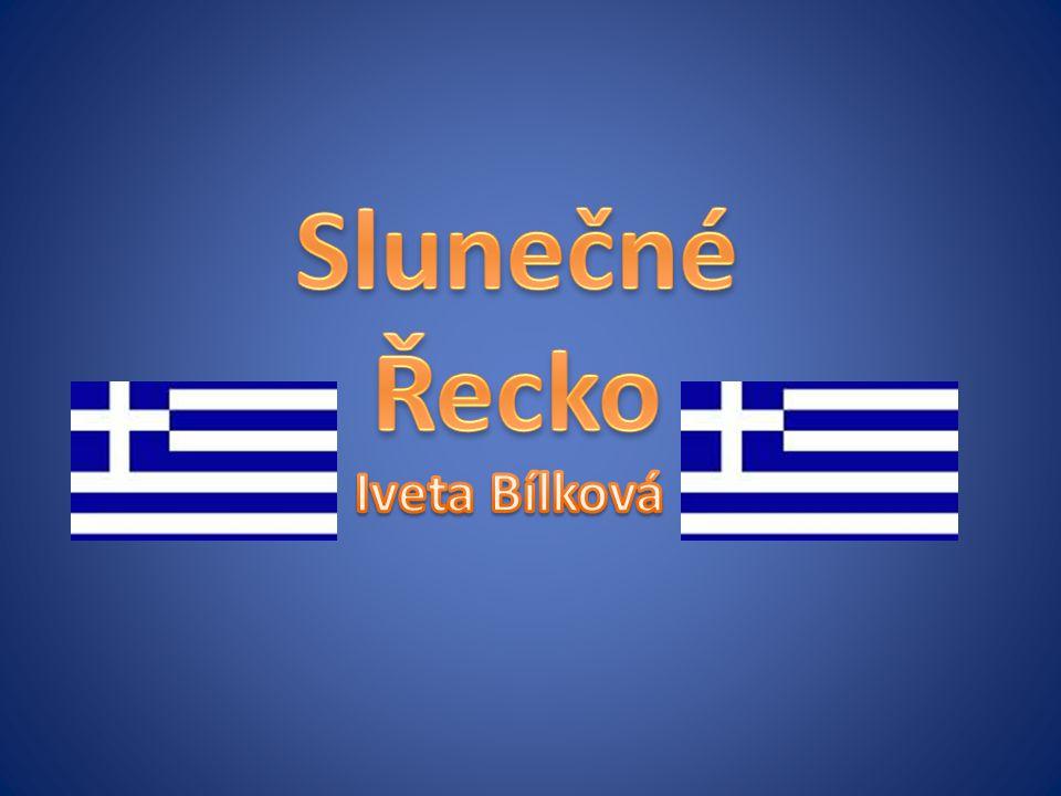 Slunečné Řecko Iveta Bílková
