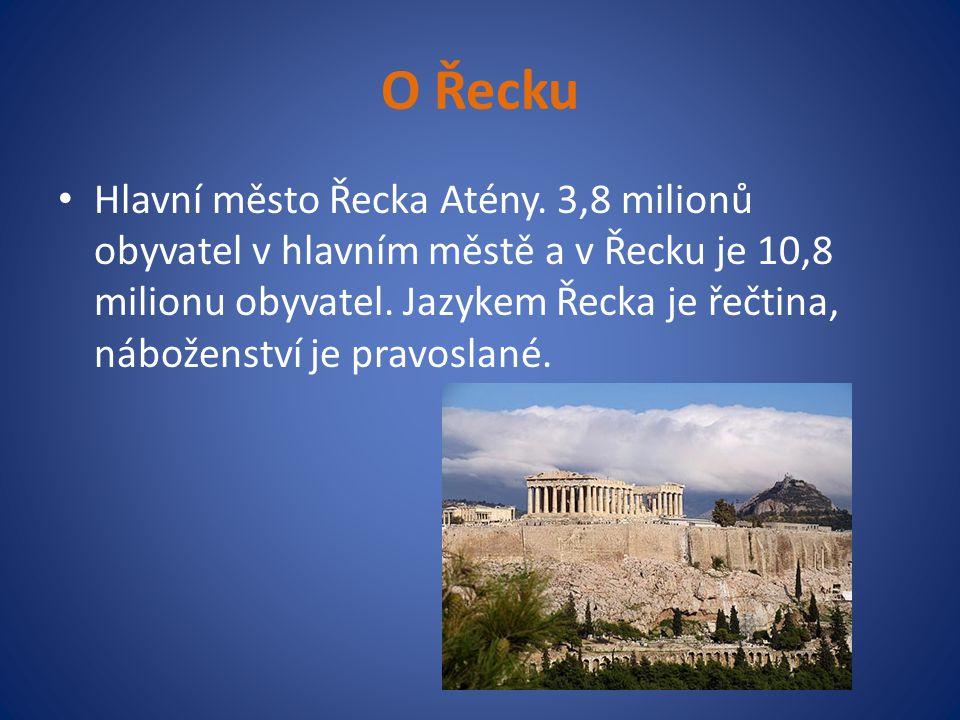 O Řecku