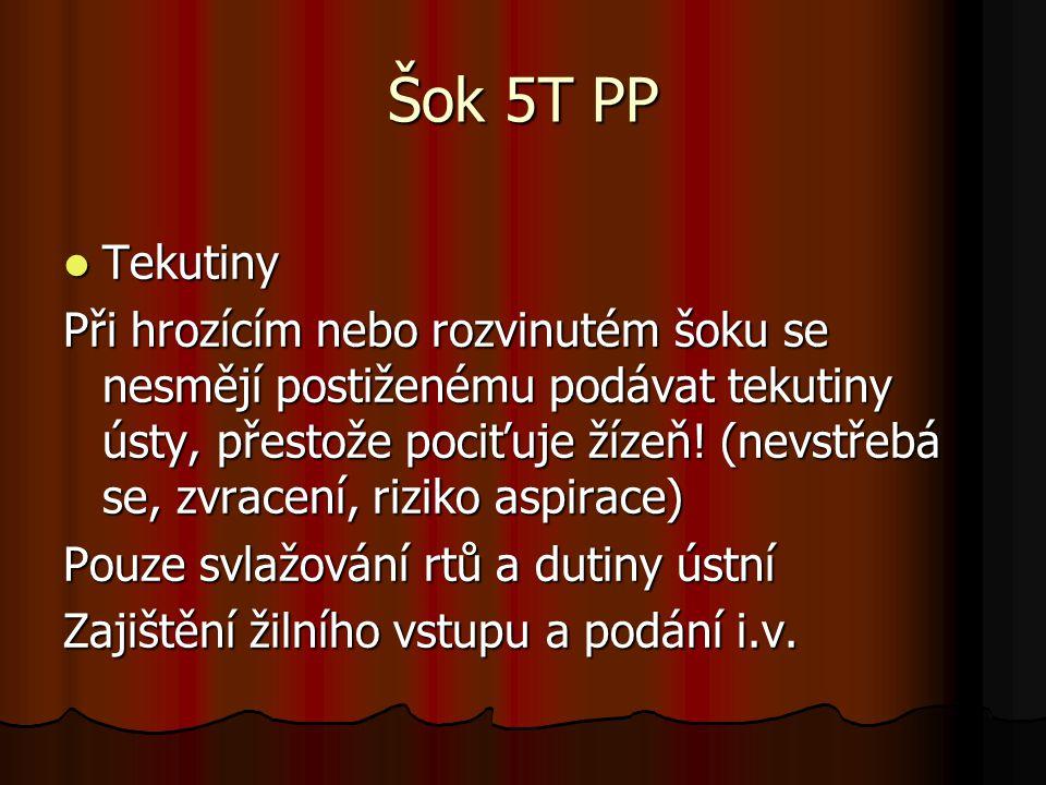 Šok 5T PP Tekutiny.