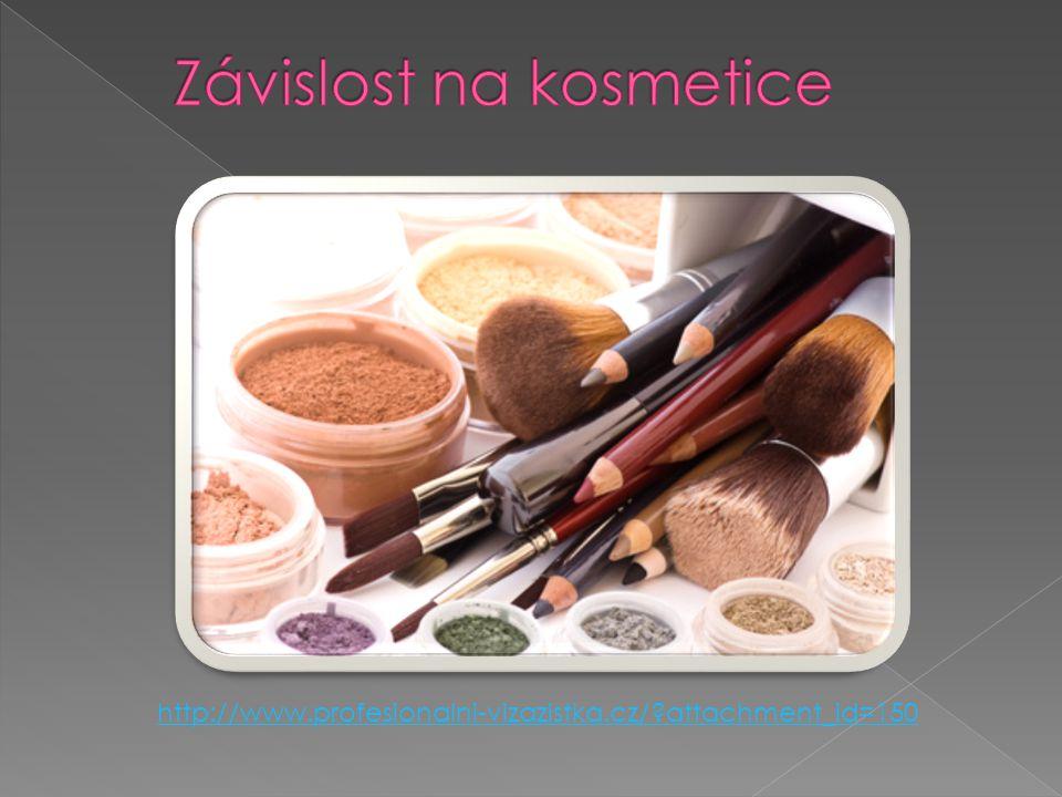 Závislost na kosmetice