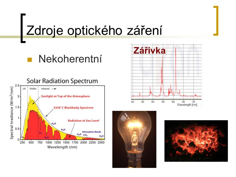 Zdroje optického záření