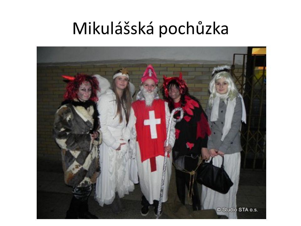 Mikulášská pochůzka