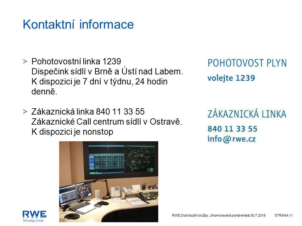 Kontaktní informace Pohotovostní linka 1239 Dispečink sídlí v Brně a Ústí nad Labem. K dispozici je 7 dní v týdnu, 24 hodin denně.