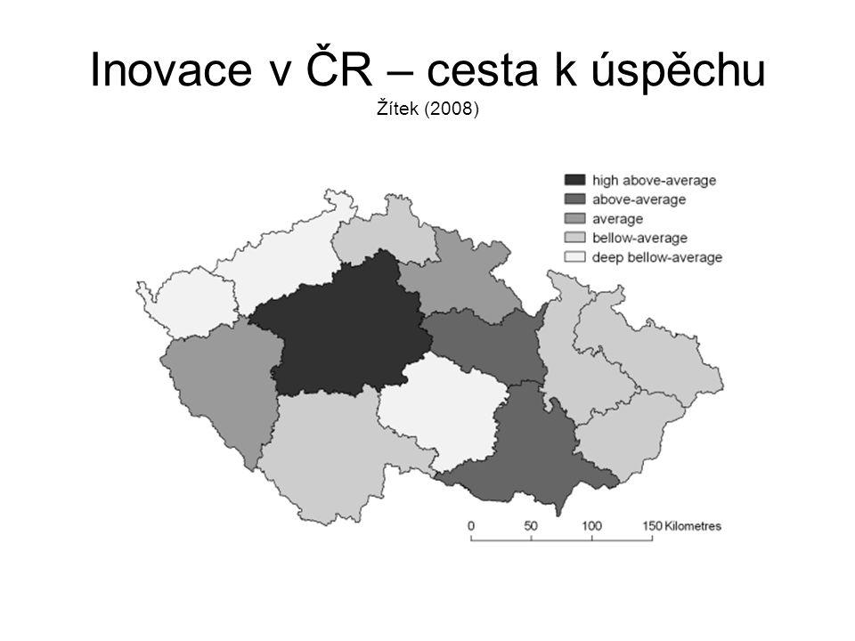 Inovace v ČR – cesta k úspěchu Žítek (2008)