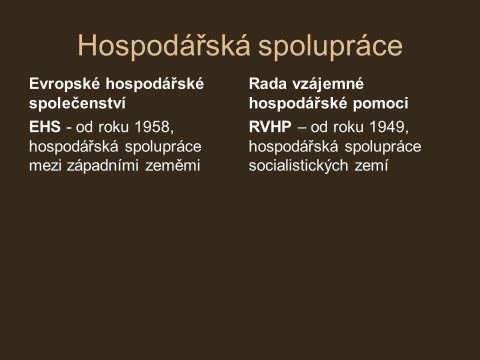 Hospodářská spolupráce
