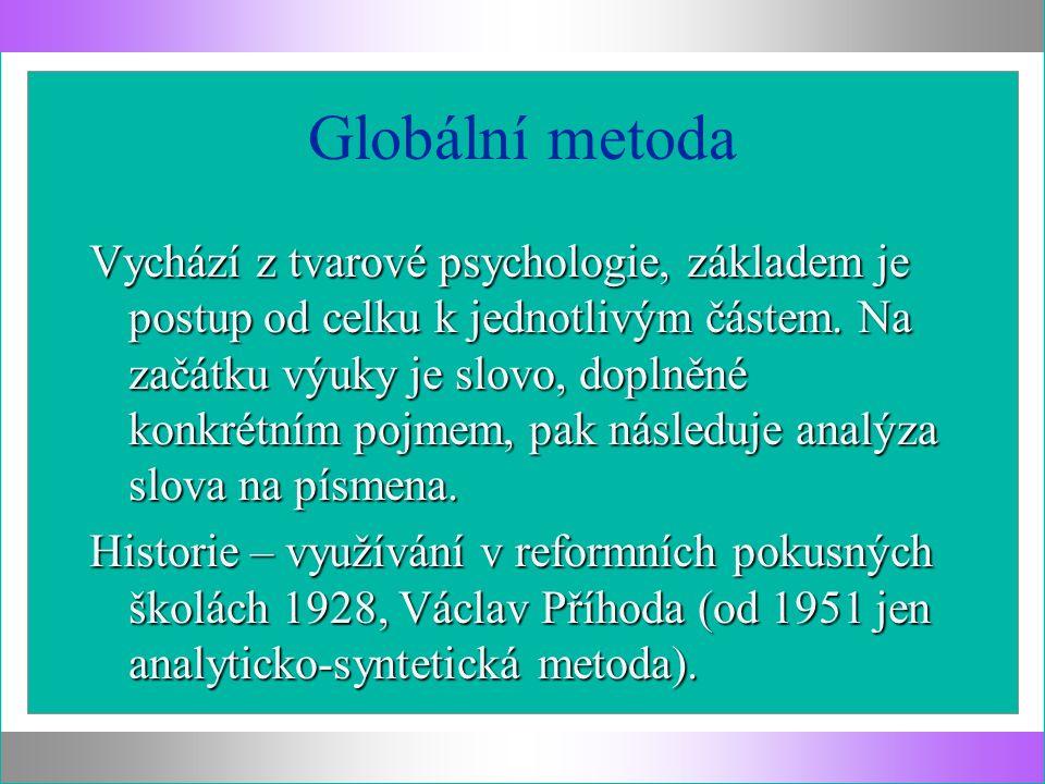 Globální metoda