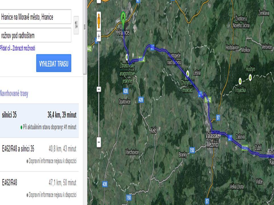 Mapy google.com