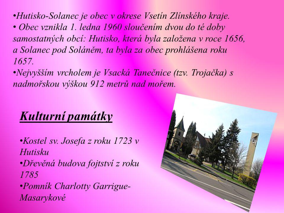 Hutisko-Solanec je obec v okrese Vsetín Zlínského kraje.