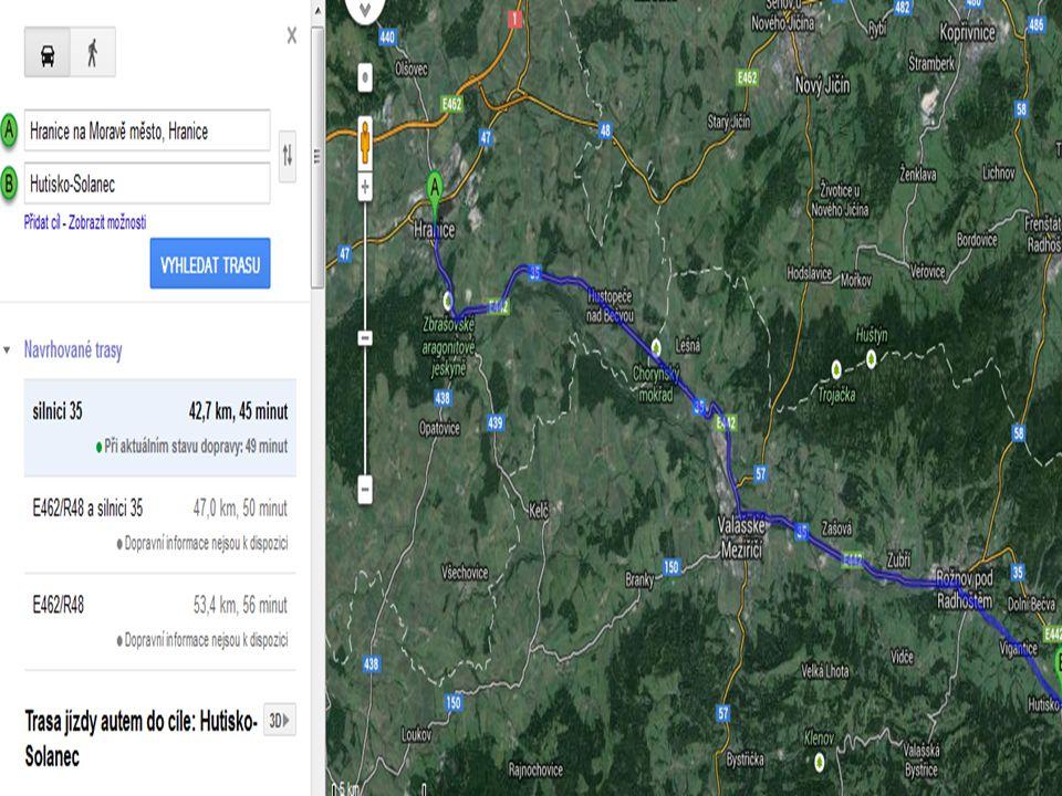 Mapa google.com