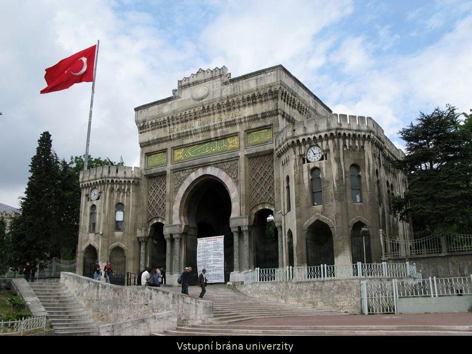 Vstupní brána univerzity