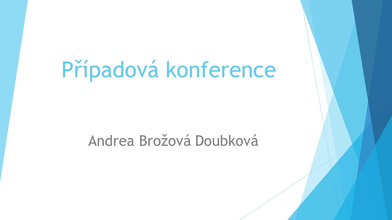 Andrea Brožová Doubková