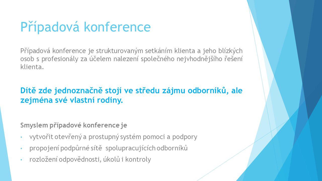Případová konference