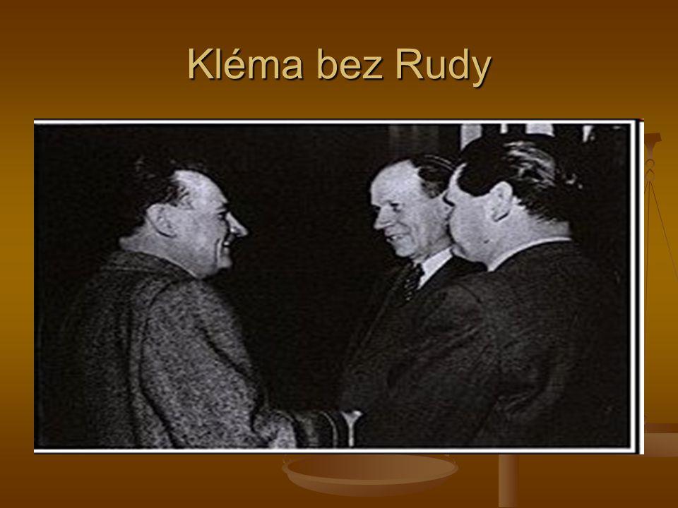 Kléma bez Rudy