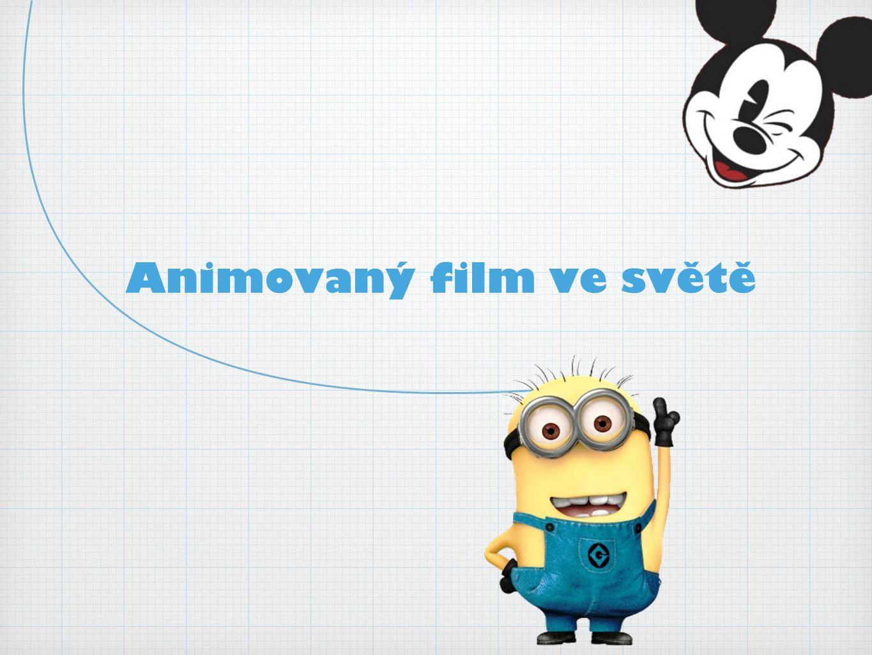 Animovaný film ve světě
