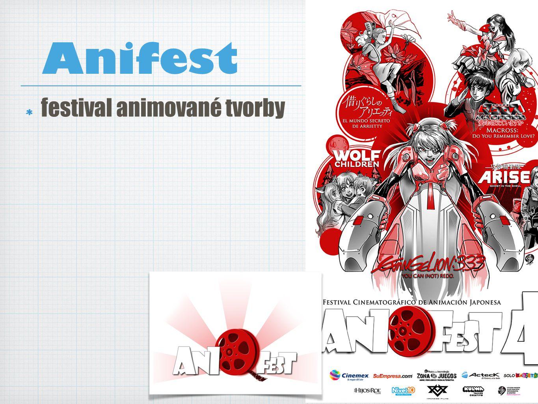 Anifest festival animované tvorby