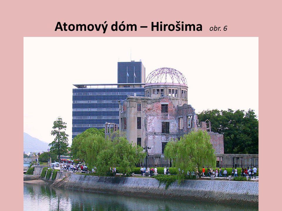 Atomový dóm – Hirošima obr. 6