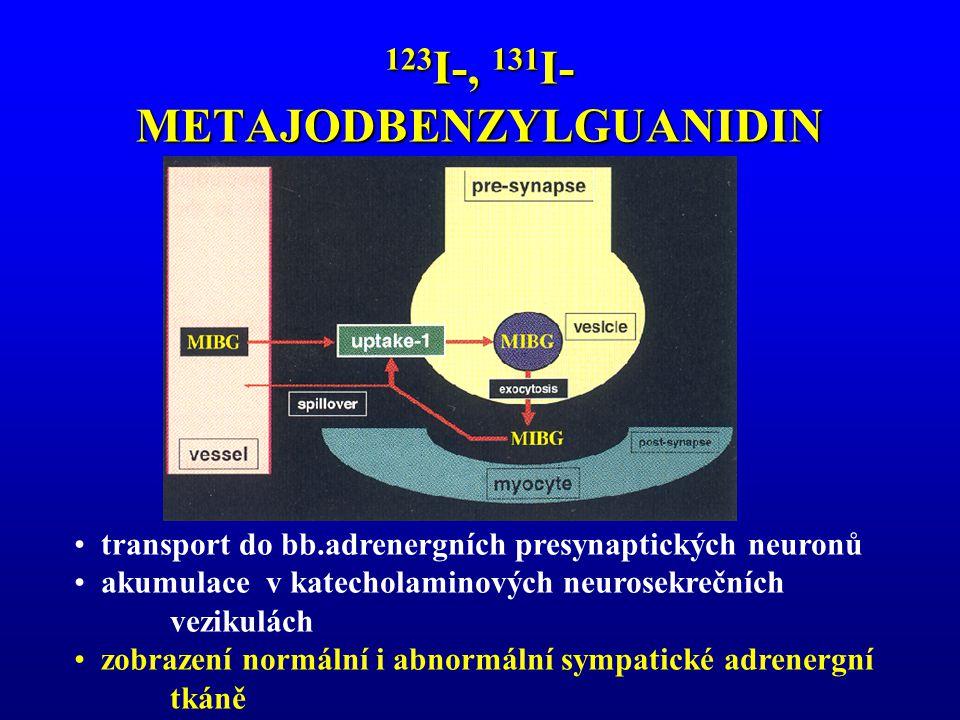 123I-, 131I- METAJODBENZYLGUANIDIN